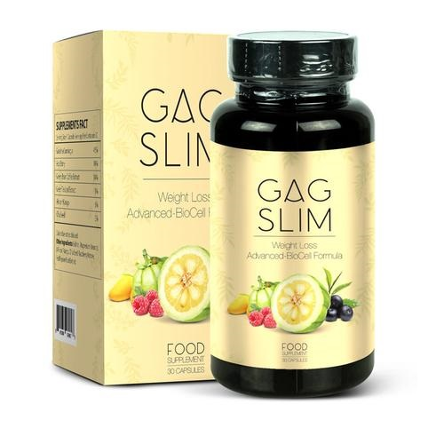 Viên Uống Giảm Cân Gag Slim Tối Ưu Của Mỹ (30 Viên)